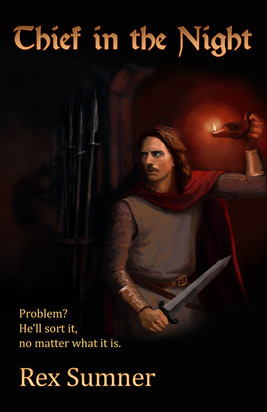 Thief in the Night - book cover