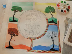 Aviv Leor in progress