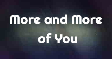 #MoreAndMoreOfYou #Selahonline #toddsmithonline #amynperry #allanhallonline #Selah #victory #KLove #iTunes #Life885 #pandora #spiritual #vevo #Gospel #ChristianMusic #Jesus #Savior #Christian #God #Bible #inspirational #salvation #JesusMatters #parlerusa #gettr #VBS4ever @VBS4ever