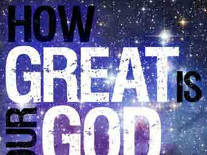 My God How Great You Are!