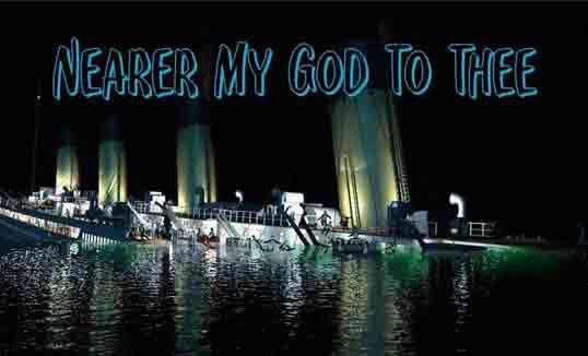 #NearerMyGodToThee #AndreRieu #titanic #testimony #victory #KLove #iTunes #Life885 #pandora #spiritual #vevo #Gospel #ChristianMusic #Jesus #Savior #Christian #God #Bible #inspirational #salvation #JesusMatters