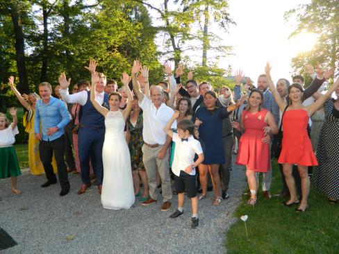 Mariage de Pauline & Jean-Baptiste  « Hermancia », CHENS-SUR-LEMAN  Samedi 24 Août 2019  www.ani