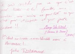 Mariage DE BERNARD Daniel & Julie (Domaine de Divonne) (28-07-2012)