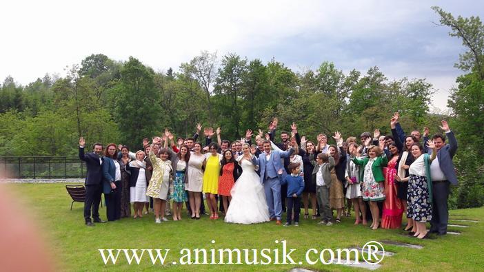 Mariage avec Animusik à Bonne Mai 2019