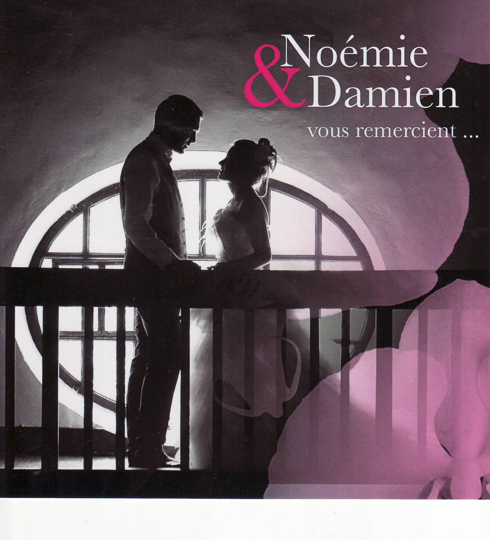 Mariage LONGET Damien & Noémie (La Médicée) (27-03-2013) (Thierry)
