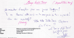 Mariage AOUAD Saïd & Jessica (Impérial Palace Annecy) (13-09-2014)