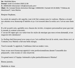 Mariage-MILANOLO-Alain-_-MENU-Mathilde-_