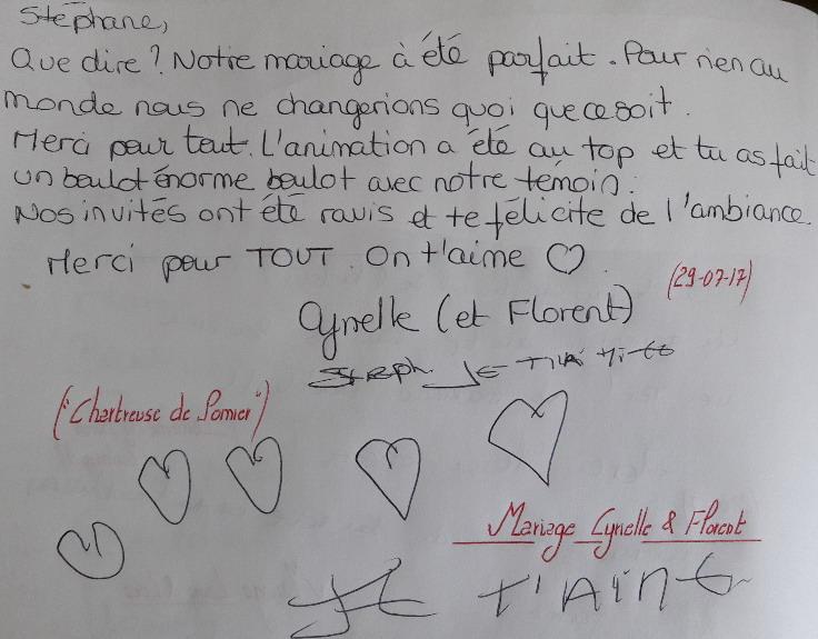 Mariage Cyrielle & Florent 29.07.17