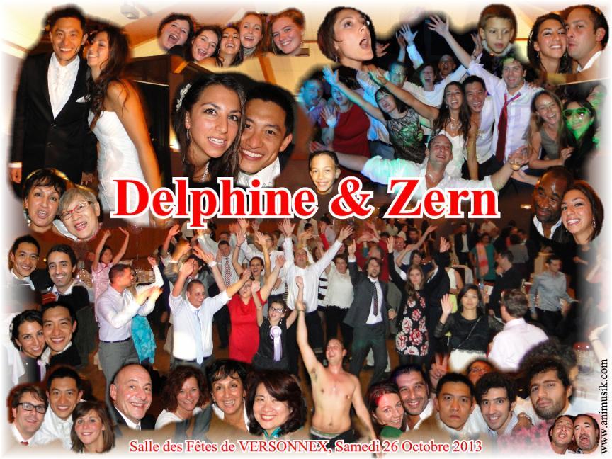 Mariage TAY Zern & Delphine (Versonnex) (26-10-2013)