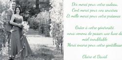 Mariage VINCENT David & Claire (Bracarolle Prangins) (23-08-2014)