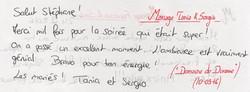 Mariage DIAS Sergio & Tania (Domaine de Divonne) (10-09-2016)