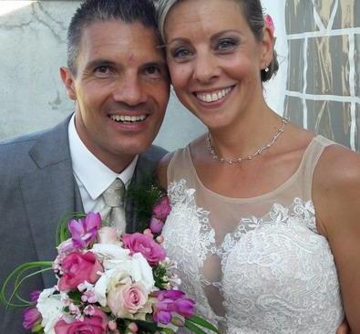 Mariage de Sarah & Johan SDF d'ARTHAZ Canicule & ambiance au Top ! Thème : Les Plages Corses