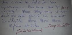 Mariage Mylène & Gilles 09.06.2018
