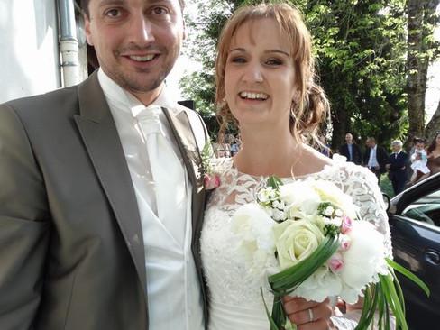Mariage de Pauline & Mikaël Salle des Fêtes d'Orange, sous le soleil ! Samedi 26 Mai 2018 Ma