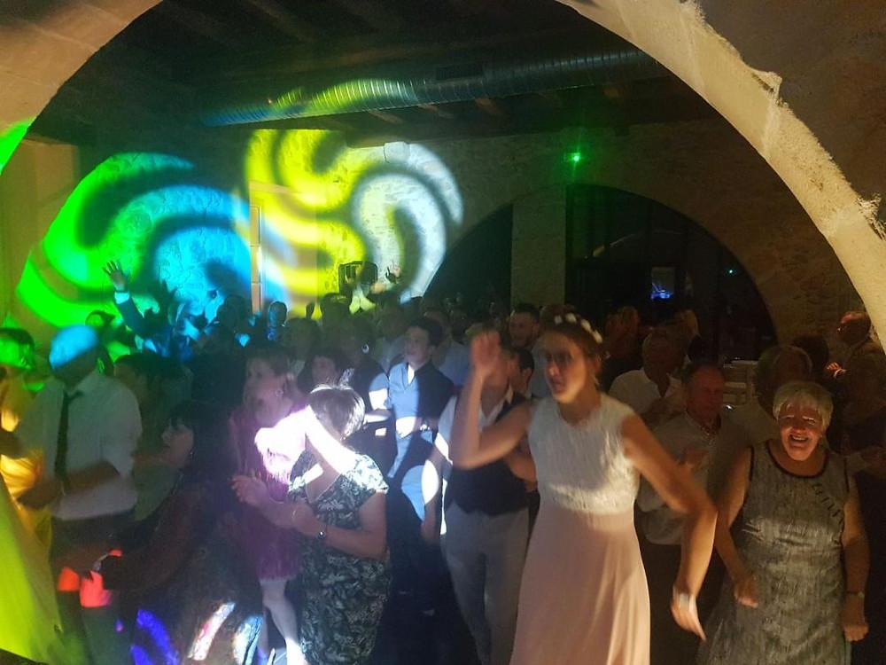 mariage Chartreuse de Pomier Animusik Sept. 2019