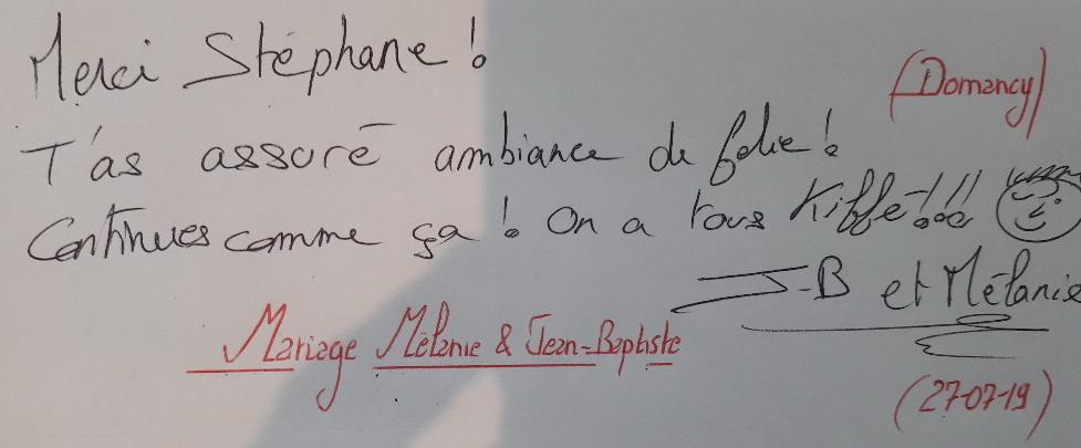 Mariage_MAUDUIT_Jean-Baptiste_&_RAPIN_Mé