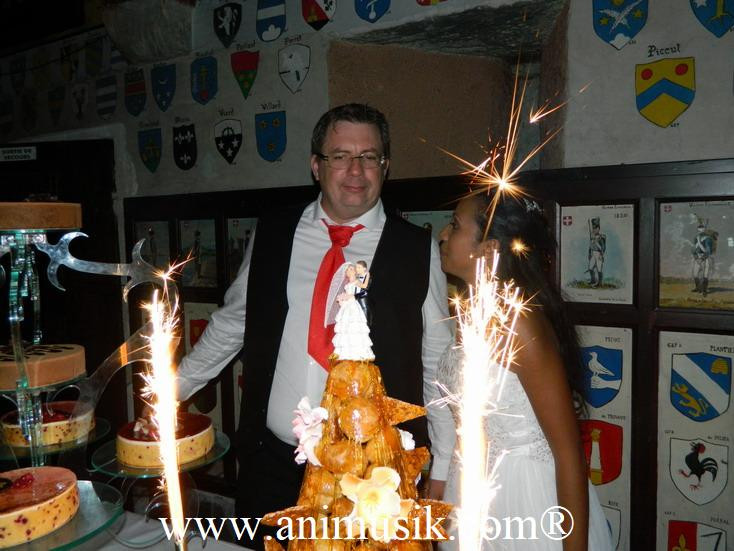 Mariage Avully avec Animusik