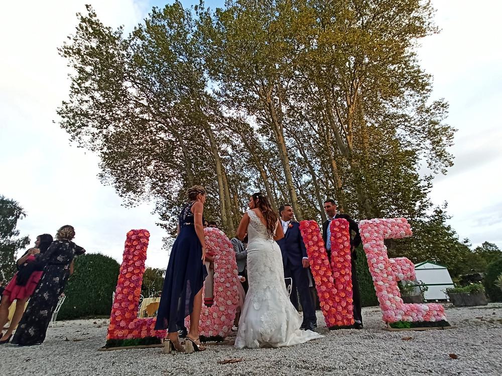 mariage à Coudrée avec Animusik Octobre 2019