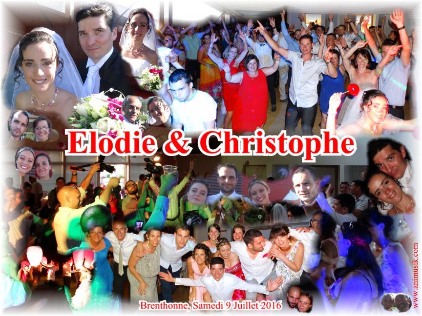 Mariage VENANCIO Christophe & Elodie (Brenthonne) (09-07-2016)
