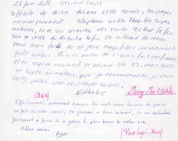 Mariage COCHIN Marc & Nathalie (Vieux Logis Yvoire) (28-06-2014)