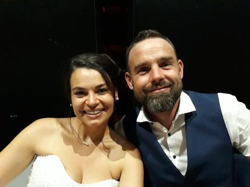 Mariage Virginie & Romain  Salle « Agora », BONNEVILLE  Samedi 14 Septembre 2019  www.animusik.c