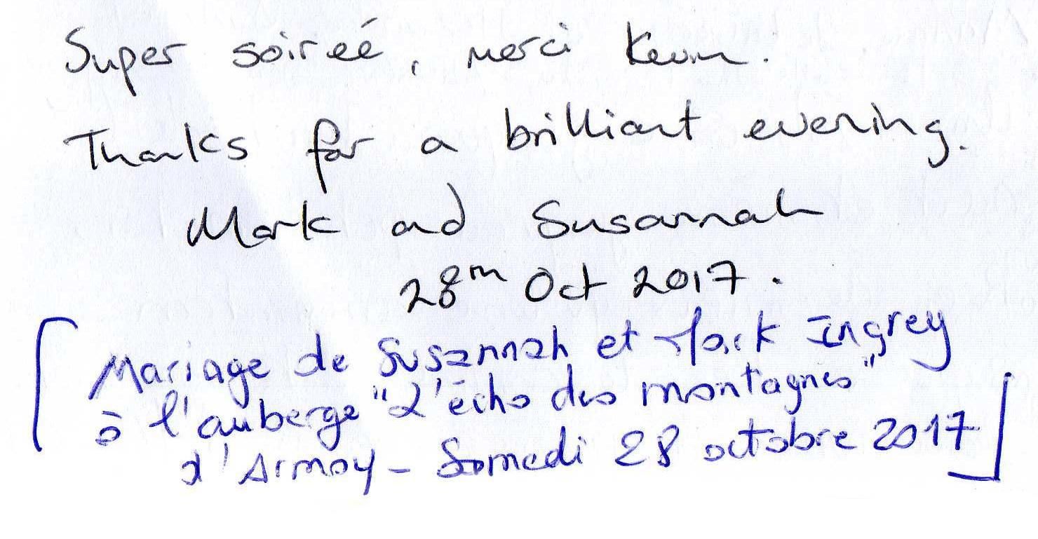 Mariage_de_SUSANNAH_&_MARK_INGREY_à_l_'ECHO_des_MONTAGNES_d'_ARMOY_SAMEDI_28_Octobre_2018_1