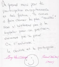 Mariage DORA Jean-Christophe & Héléna (Baud Bonne) (27-04-2013)