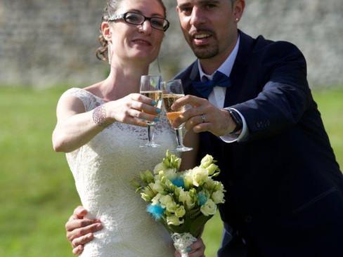 Mariage d'Audrey & Damien SDF de TANINGES Samedi 15 Juillet 2017 Couple au TOP! www.animatio