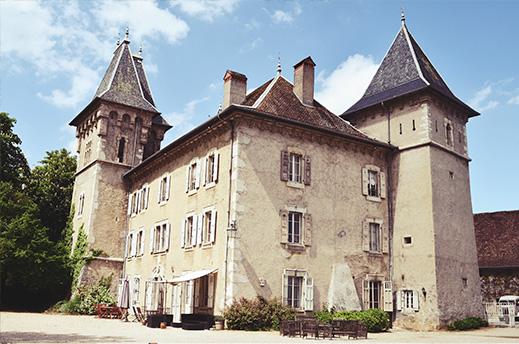 Château de St-Sixt