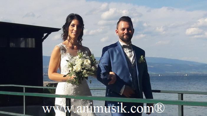 mariage à Chens avec Animusik Septembre 2020