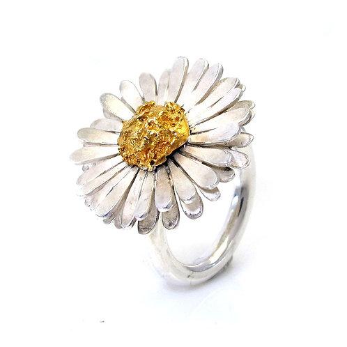 Daisy ring 18 mm