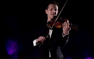 Image of violin performance