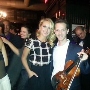 Image of Professional violinist