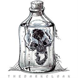 Skull in a Jar