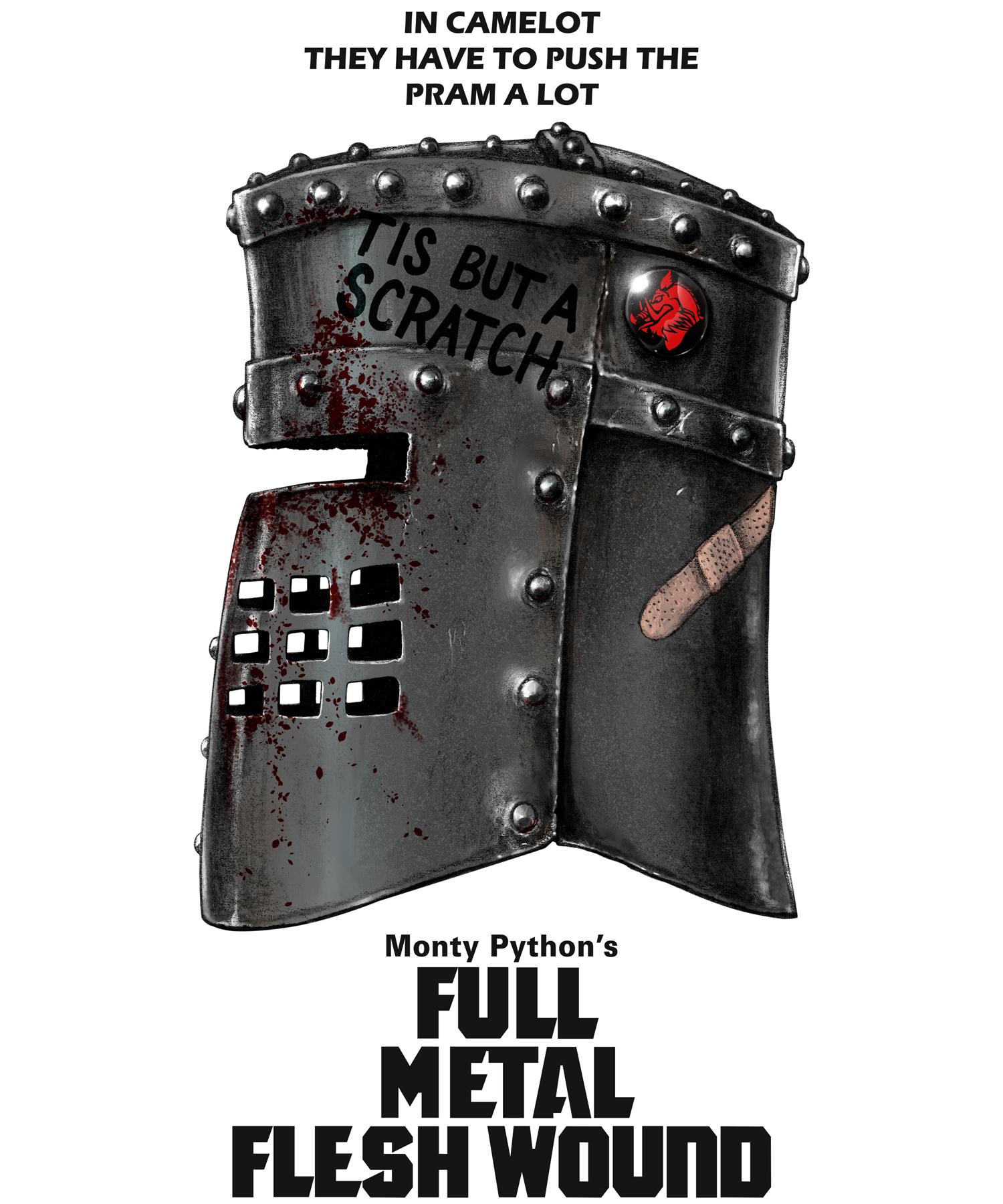 Full Metal Flesh Wound