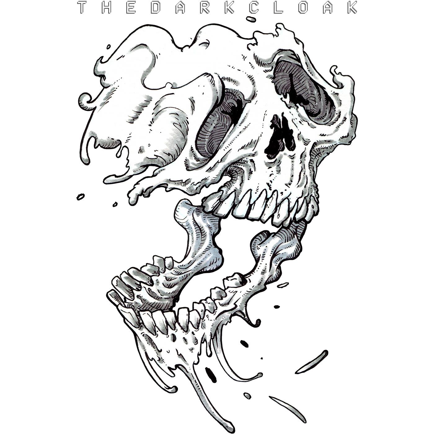Liquid Skull