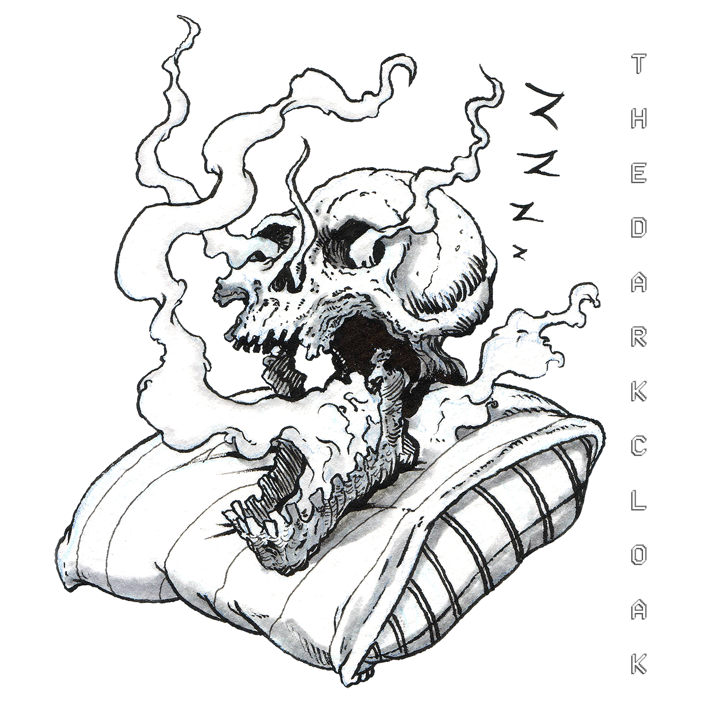 Exzzzhausted Skull