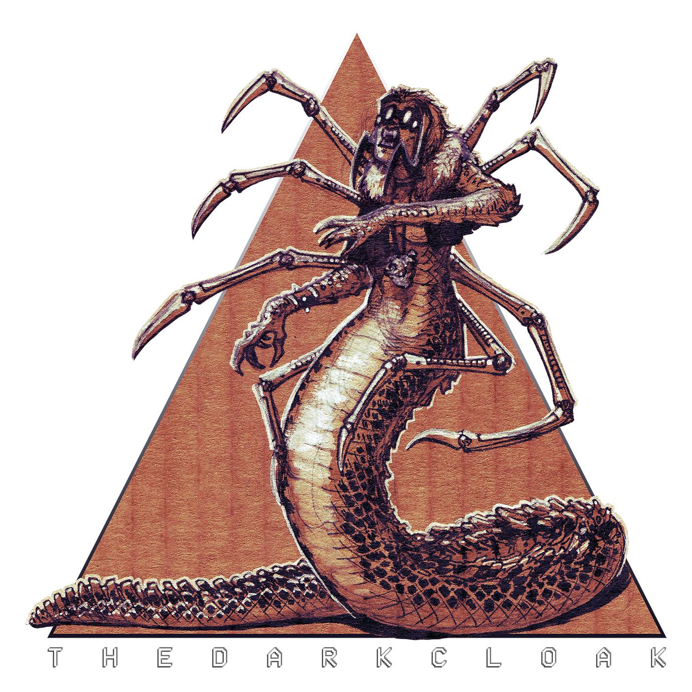 Cyber Spider Naga