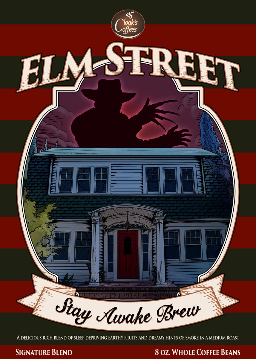 Cloak's Coffees - Elm Street
