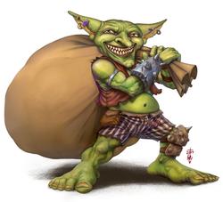 Cheeky Goblin