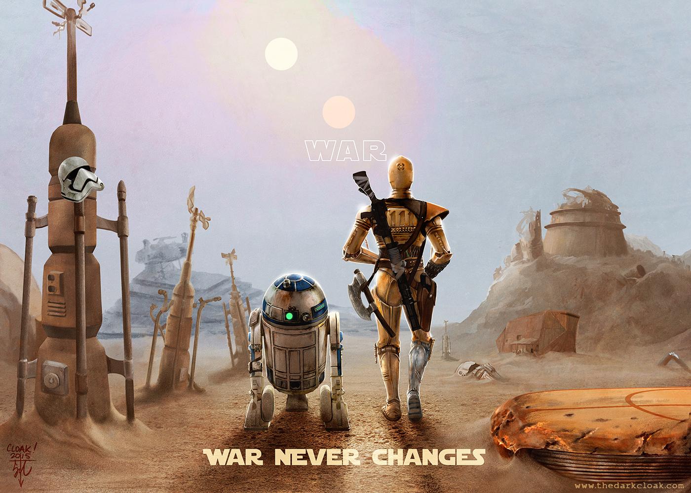 Fallout Droids