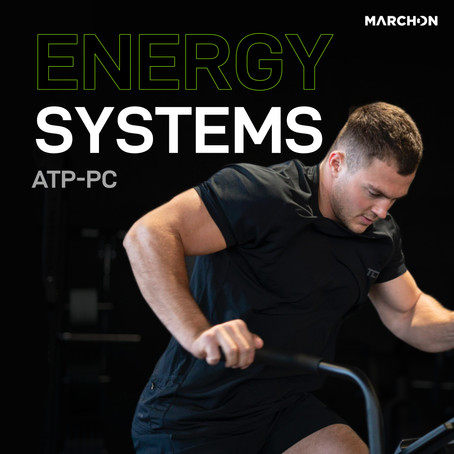 Energy Systems - Week 2 - ATP-PC