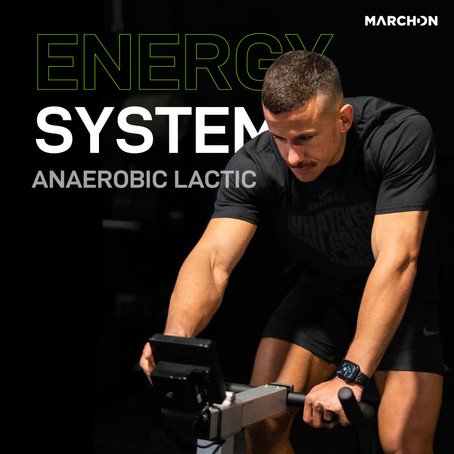 Energy Systems Week 3 - Anaerobic Lactic - Glycolytic