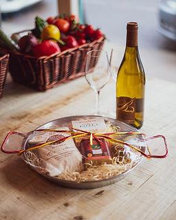 Silver Palate Paella and Wine