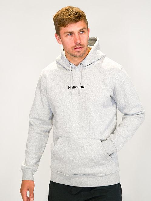 Grey Iconic Hoodie