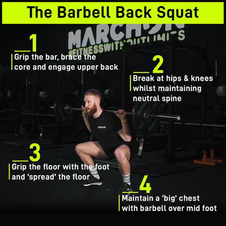 THE MARCHON STRENGTH SERIES