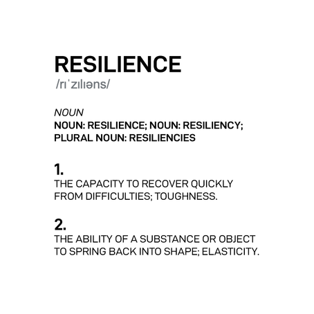 Resilience and 26.2 Miles