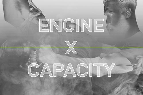 ENGINE X CAPACITY: The Complete Athlete Set