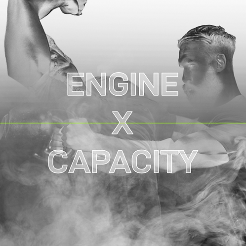 ENGINE X CAPACITY: The Complete Athlete Set