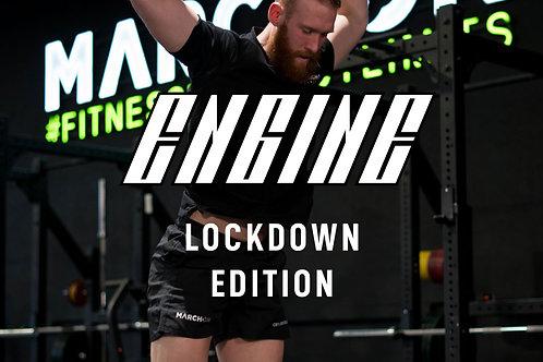 ENGINE LOCKDOWN